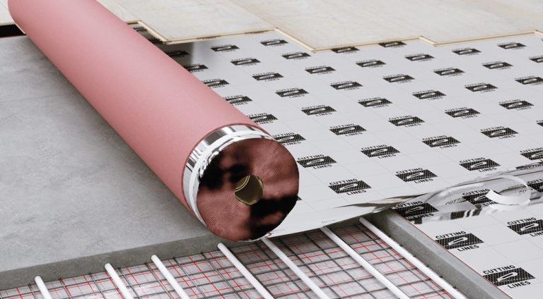 underfloor heating underlayarbiton multiprotec 1000