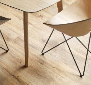 Durability of the vinyl floor