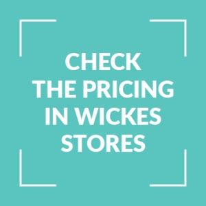 Wickes pricing